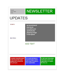 Newsletter Templates Pages 50 Free Newsletter Templates For Work School And Classroom