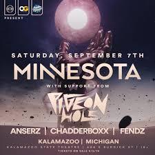 Minnesota Pigeon Hole More Kalamazoo State Theatre
