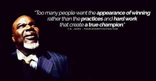 Bishop Td Jakes Quotes