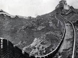 Искусство Древнего Китая Всеобщая история искусств Том  384 Великая Китайская стена 4 3 вв до н э