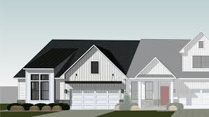 Kt Home Designs Meadows At Parkview The Carriages The Alder Home Design