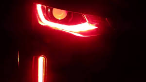Red Oracle Lights 2017 Camaro Oracle Colorshift Demon Eyes Drls And Fog Lights