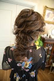 秋の結婚式列席髪型 Dai Makeup Studiodaiメイクアップ