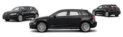 2016 Audi A3 Sportback E-tron 1.4T Premium 4dr - Research  GrooveCar