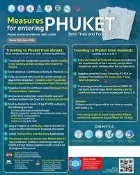 Reisen nach Phuket im 'Sandbox'