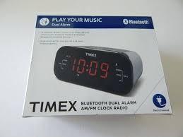 timex alarm clock dual alarm am clock radio black new timex alarm clock instructions t231y