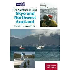 Yachtsman Chart Book Skye North West Scotland Yachtsmans Pilot