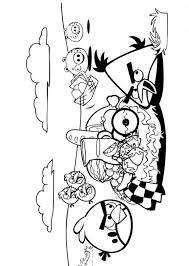kids n fun com 42 coloring pages of angry birds