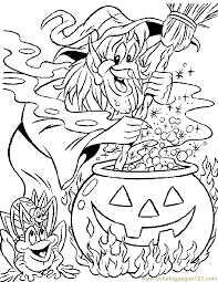 Small Picture Halloween Coloring Page Pdf Free Pagesjpg Coloring Pages clarknews