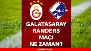 GS Randers maçı ne zaman? Randers Galatasaray maçı ne zaman, saat kaçta? -  Haberler