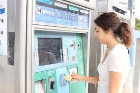 Tap Vending Machines Amazing Metro To Only Accept TAP Cards Daily Trojan