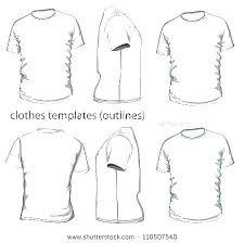 T Shirt Design Template Illustrator New Templates Data Tee