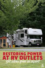 RV Outlets Not Getting Power? You Need to Read This!
