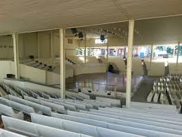The Chautauqua Amphitheater Demo Off The Table Or Not