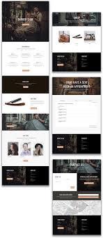 Barber Shop Website How To Build A Barbershop Website With Divi Elegant Themes Blog