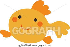 gold fish clip art. Delighful Clip A Gold Fish With Gold Fish Clip Art S