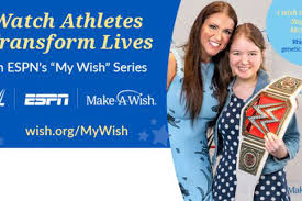 Stephanie McMahon to be featured on ESPN's annual Make-A-Wish series ...
