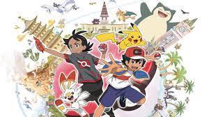 pokemon sword and shield ( tập 1- 5 ) - Vietsub - Hôm