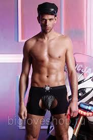 <b>Костюм полицейского Candy</b> Boy Jay (стринги, шорты, значок ...