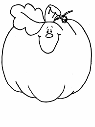 Is a pumpkin a vegetable or a fruit? Free Printable Pumpkin Coloring Pages For Kids