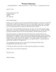 Sample Cover Letter For Engineering Internship Resume Letter