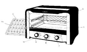 oster 6071 parts list and diagram ereplacementparts com