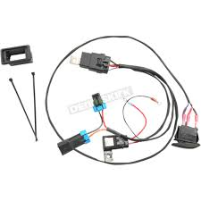 Namz custom cycle products fan override harness kit or p for rt