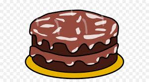 chocolate cake clipart. Simple Chocolate German Chocolate Cake Icing Birthday Clip Art  Chocolate Cliparts For Cake Clipart O