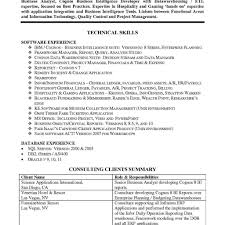 Business Intelligence Sample Resume Resume Examples Business Intelligence Augustais With Business 18