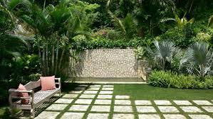 Small Garden Design Simple Tropical Home Interior Newest .