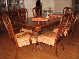 Linen Dining Room Chair Slipcovers Dining Chair Seat Covers Ebay Electronics Cars Fashion Paintfor