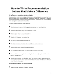 Immigration Recommendation Letter Acepeople Co