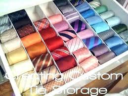 tie organizer ideas tie storage bow ties in closet ideas tourist tie down strap storage ideas