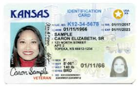 Revenue And Department - Of Identification Kansas Licensing Cards