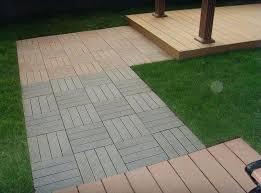 full size of outdoor flooring ideas bunnings astonishing wood plastic composite interlocking deck tiles decorating for