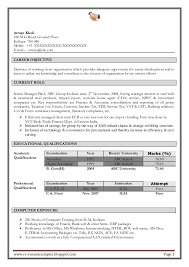 Excellent work experience professional chartered accountant resume sample.  Arman Kholi 180 M G Road, Ground Floor Kolkata- 700 040 Mobile- +91 ...