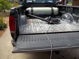 Sloppy DIY Truck Bed Lining Natural Gas Vehicle Owner munity
