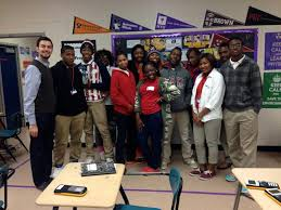 teach for america alum empowers students to dream big  adeeb kashmere high school class