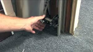 sears garage door sensors garage door sensor lights garage door not closing easy fix electric opener