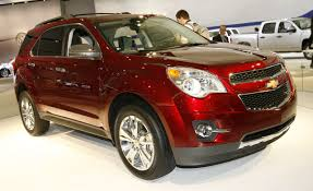 2010 Chevrolet Equinox | Auto Shows | News | Car and Driver