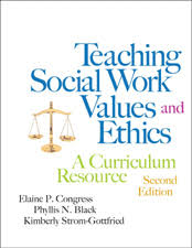 Social Work Values Council On Social Work Education Cswe Teaching Social Work