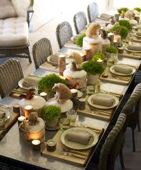 Kitchen Table Settings Romantic Dining Table Decorations Candlelight Decoration Of Having