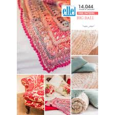 Elle Brand Patterns Knitting