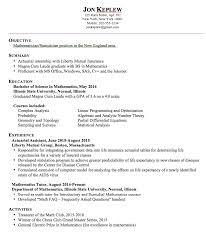 Statistician Resume Examples - http://exampleresumecv.org/statistician- resume-