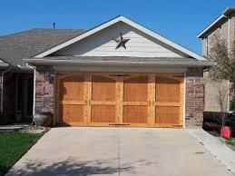 garage door refacingRemodelaholic  Ugly Garage Door BeGone Carriage Door Tutorial