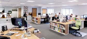 office image interiors. cambridge office refurbishments fit outs interiors image