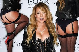 Mariah Carey Naked  Covered In Nothing But Bubbles While Taking A Bath   Will Make Your Day Better Full Nude Celeb