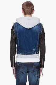 trendology dsquared2 leather sleeve angels hoo