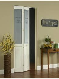 bifold door pantry half glass doors pine 1 1 8 thick custom size bifold door hardware placement louvered bifold doors home depot