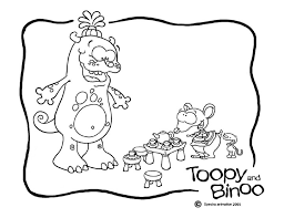Opening To Toopy And Binoo Bedtime Story 2006 DVD  YouTubeTreehouse Tv Toopy And Binoo